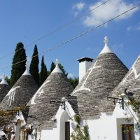 Trulli's roofs