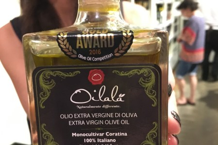 Monocultivar olive oil, or, why are olives different?