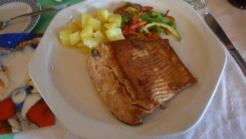 chilean lunch