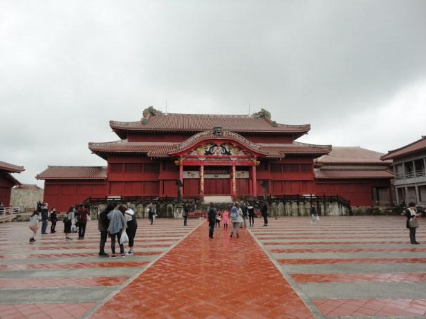 Shurijo Castle!