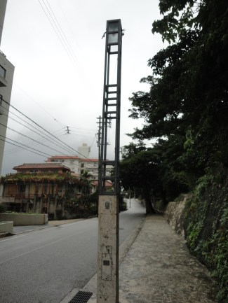This is a streetlight!