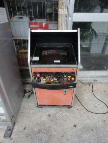 Old-school video games.