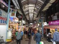 Heiwa-Dori Street.