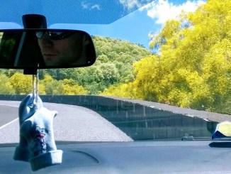 viaggiare in auto con bambini