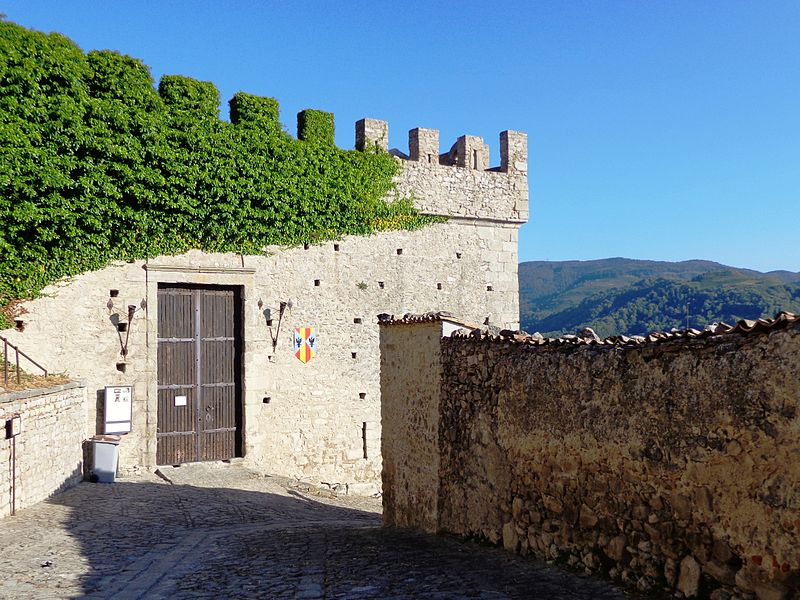 castello di Montalbano Elicona