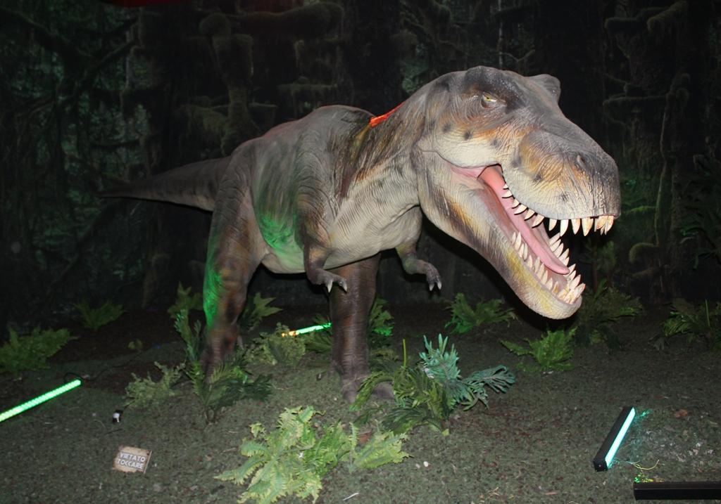 dinosauri roma