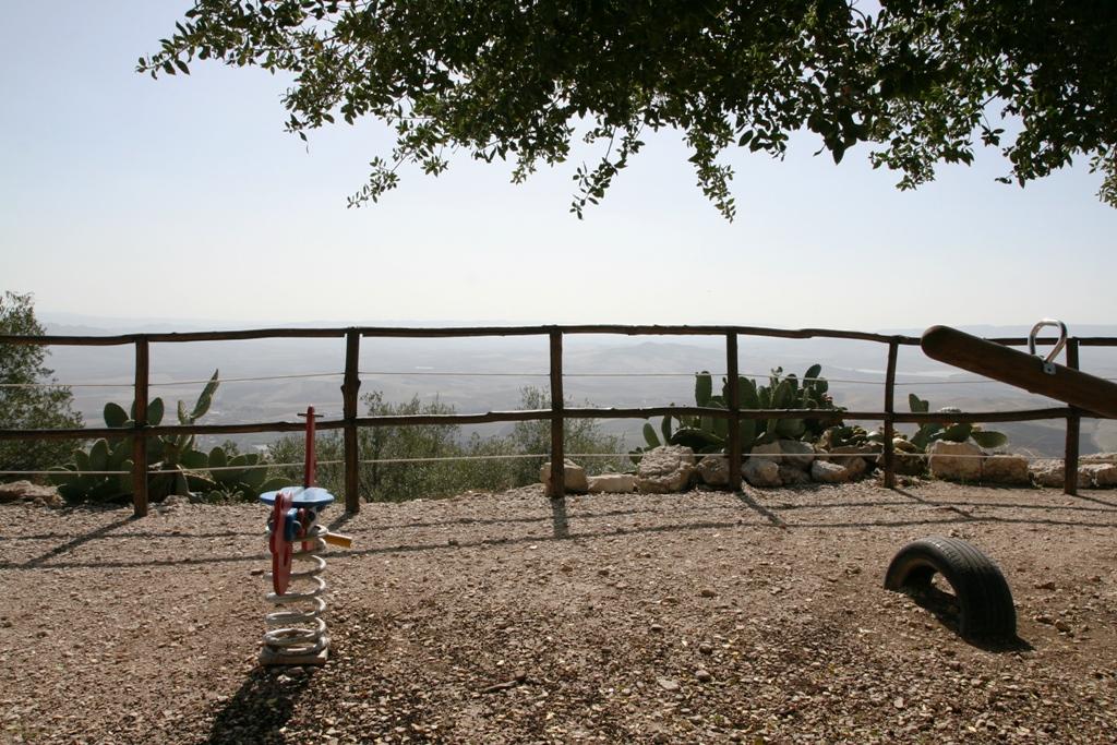 Parco giochi in Sicilia- Monte Judica