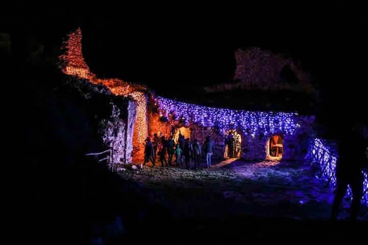 mercatino di Natale in Sicilia a Segesta