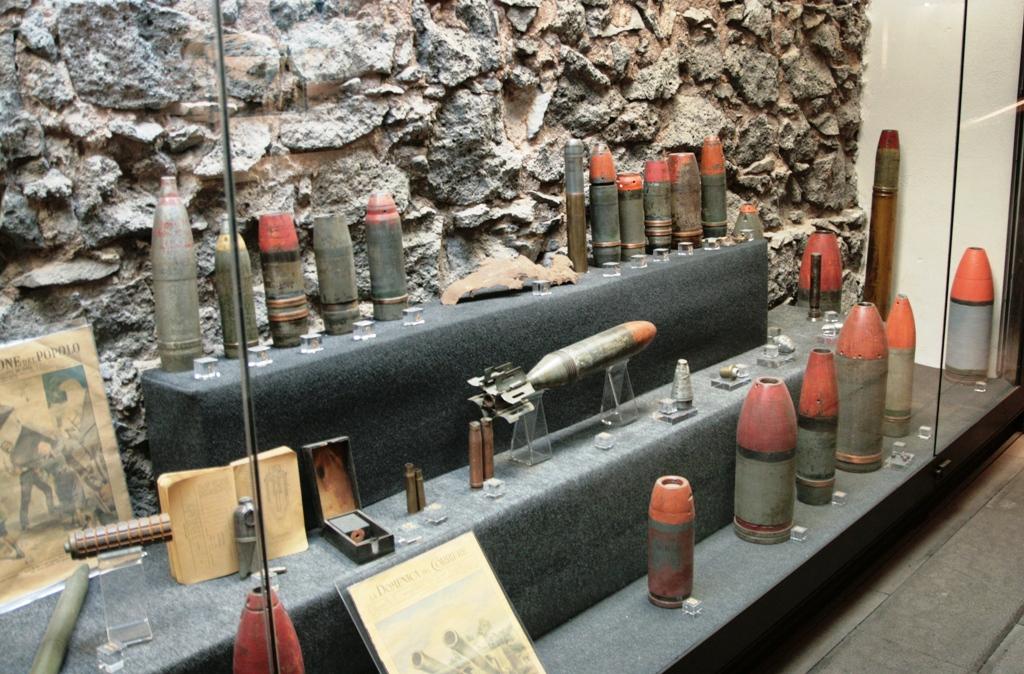 bombe al museo dello sbarco in sicilia