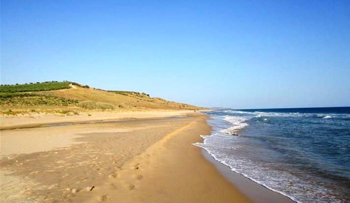 spiaggia di Porto palo di Menfi
