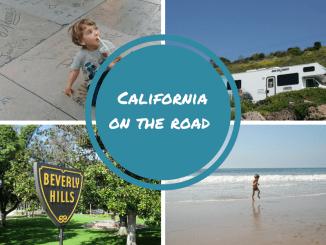 itinerario california con i bambini