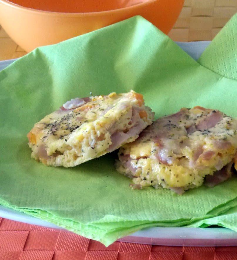frittatine di verdure un'idea per il pranzo al sacco di pasquetta
