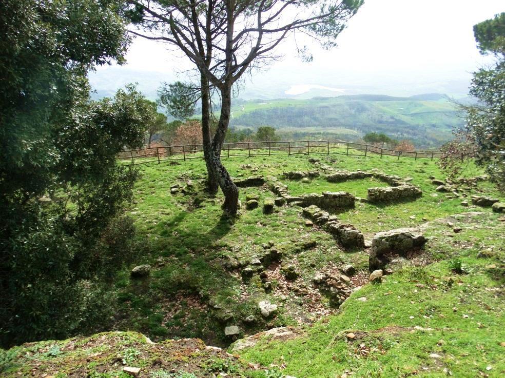scavi archeologici sul Monte Altesina
