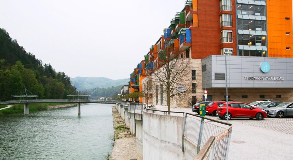 ingresso terme in slovenia