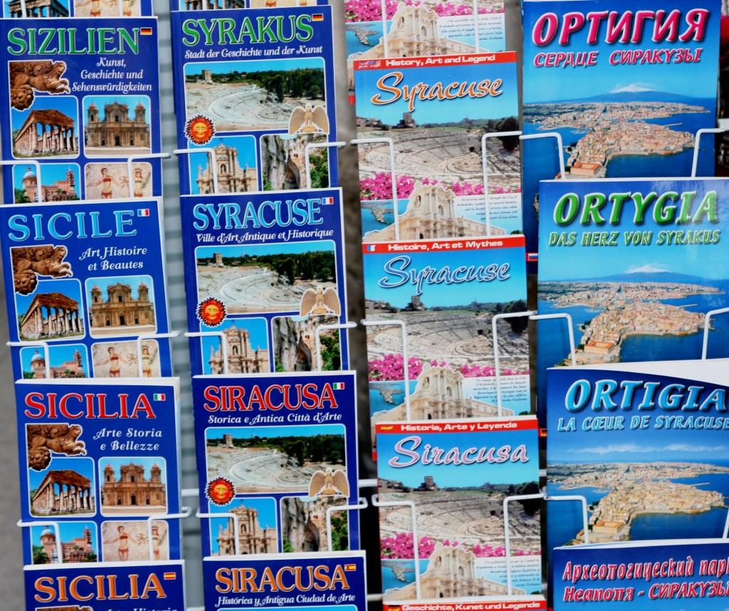 delpliant di Siracusa in Sicilia