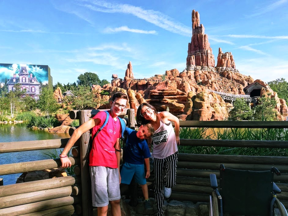 una giornata a Disneyland Paris