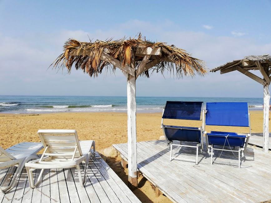 casa sulla spiaggia a donnalucata