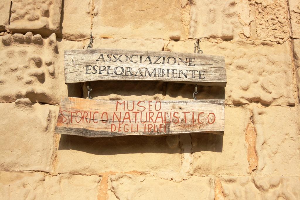 museo storico degli iblei a Scicli