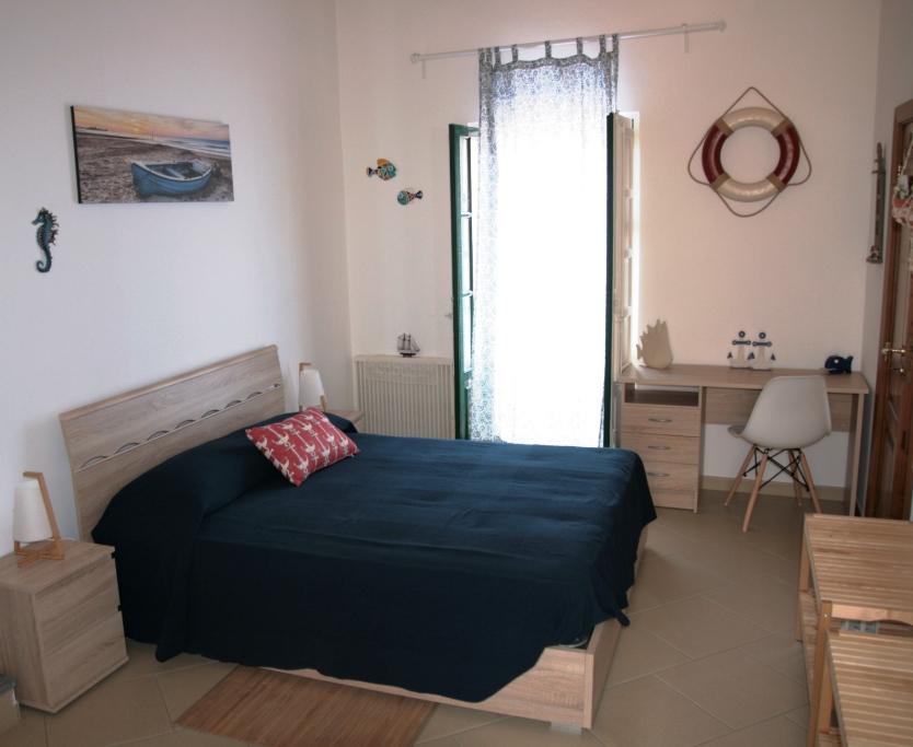 camera del b&b Lu Paradisu un posto ideale dove dormire ad Acireale