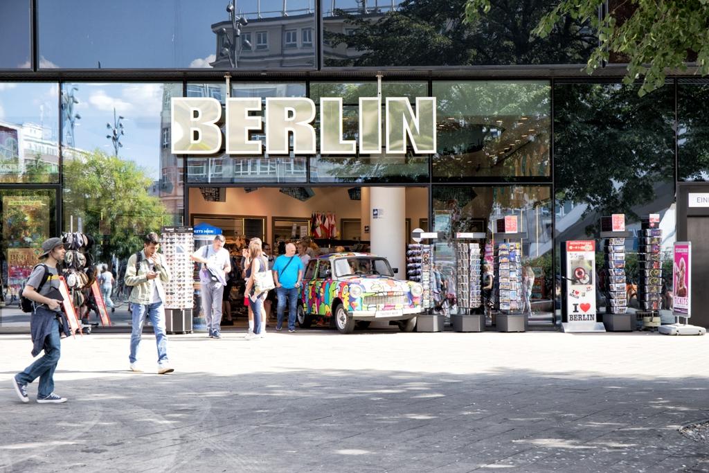 alexanderplatz a Berlino da visitare anche con i bambini