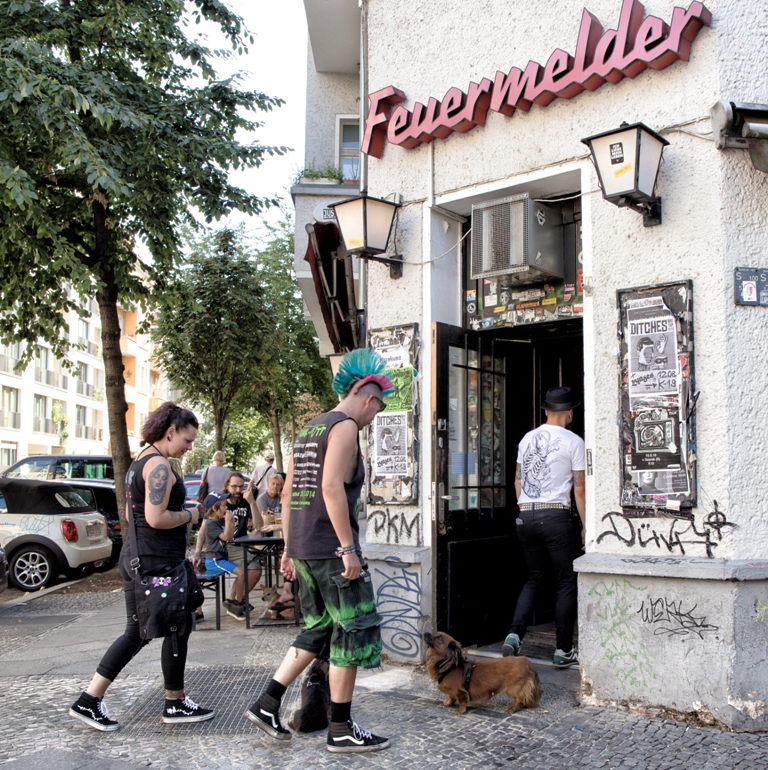 Berlino con bambini-Friedrichshain