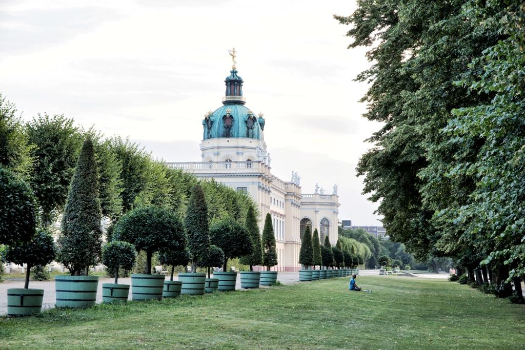 un castello a Berlino