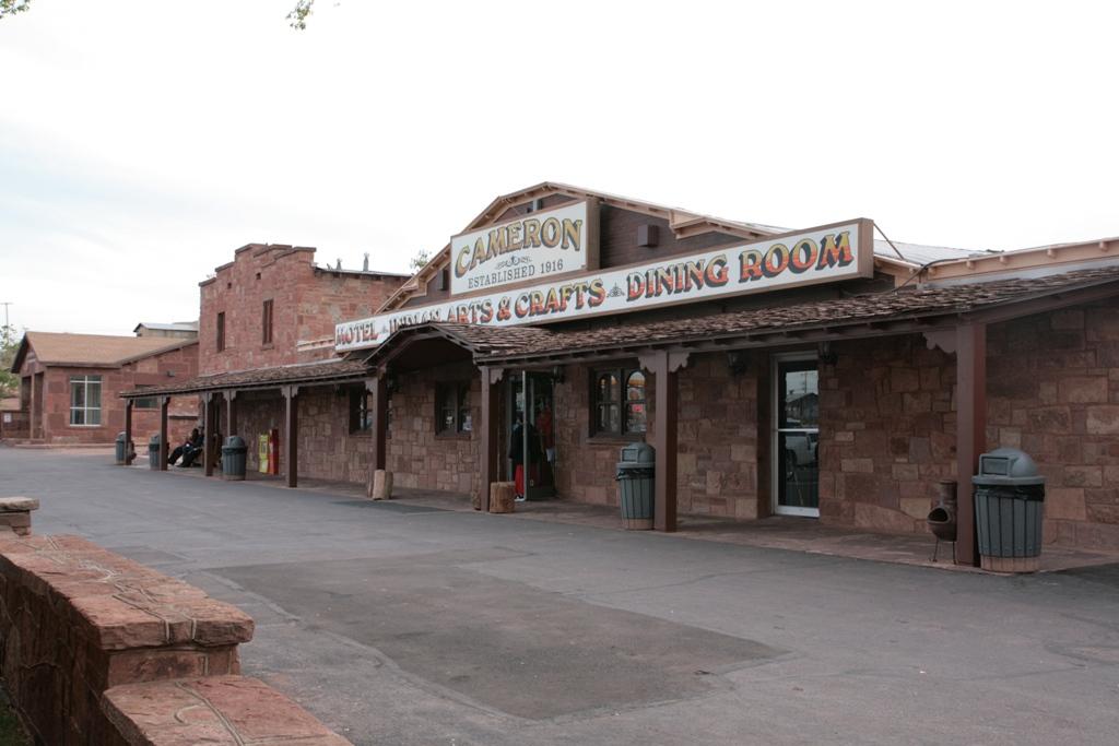un posto dove dormire vicino al Grand Canyon