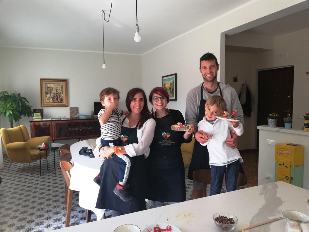 corsi di cucina in Sicilia