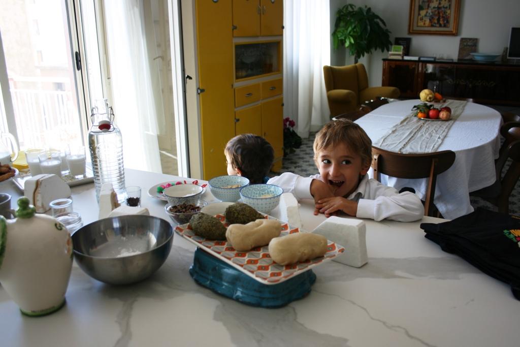 una location dove organizzano corsi di cucina in Sicilia