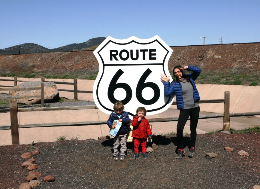 Route 66 con bambini: le nostre tappe in Arizona e California