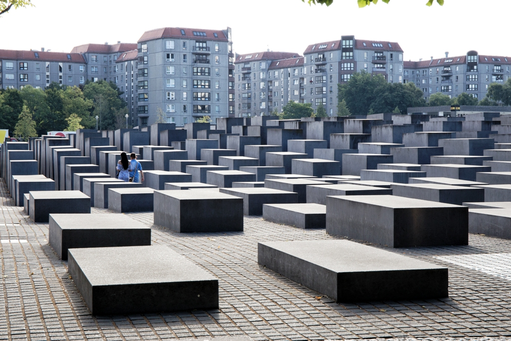 Memoriale dell'Olocausto a Berlino