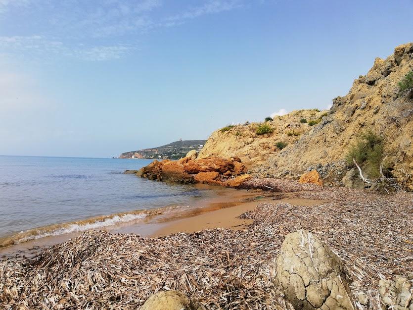 spiaggia della madonnina agrigento