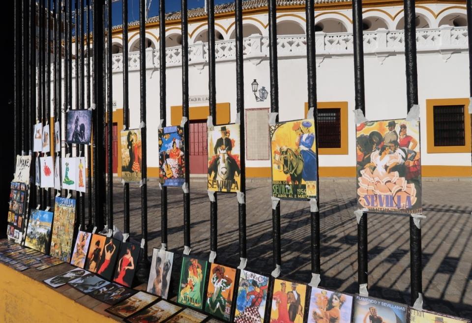 ingresso Arena di Siviglia