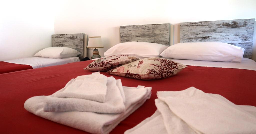 camera hotel dove dormire a Vulcano