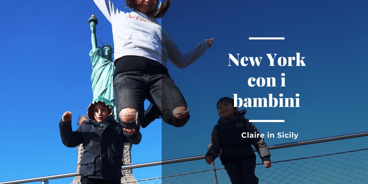 New York con i bambini: diario di viaggio e itinerario di 7 giorni