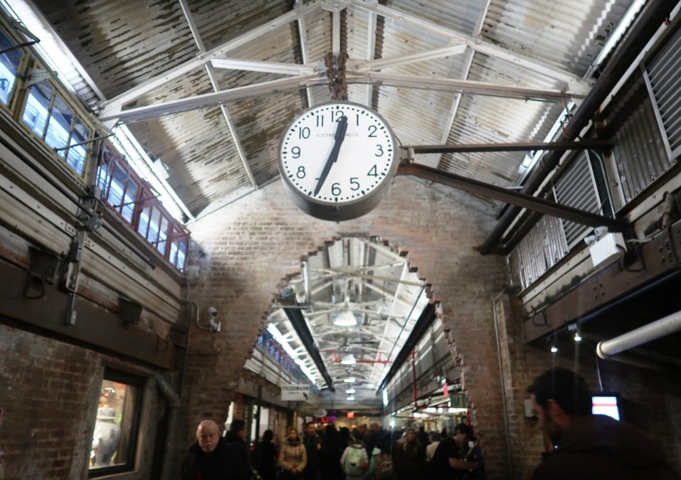 chelsea market di new york