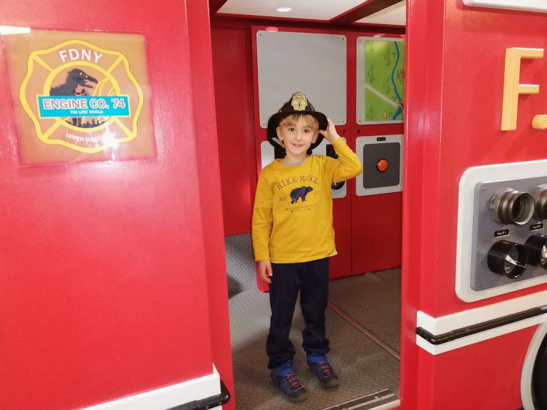 museo dei bambini di New York