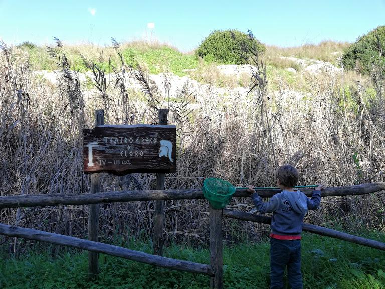 sito archeologico di Eloro