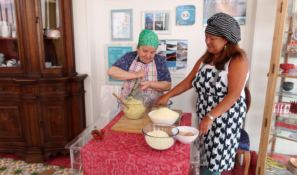 lezioni di cucina siciliana