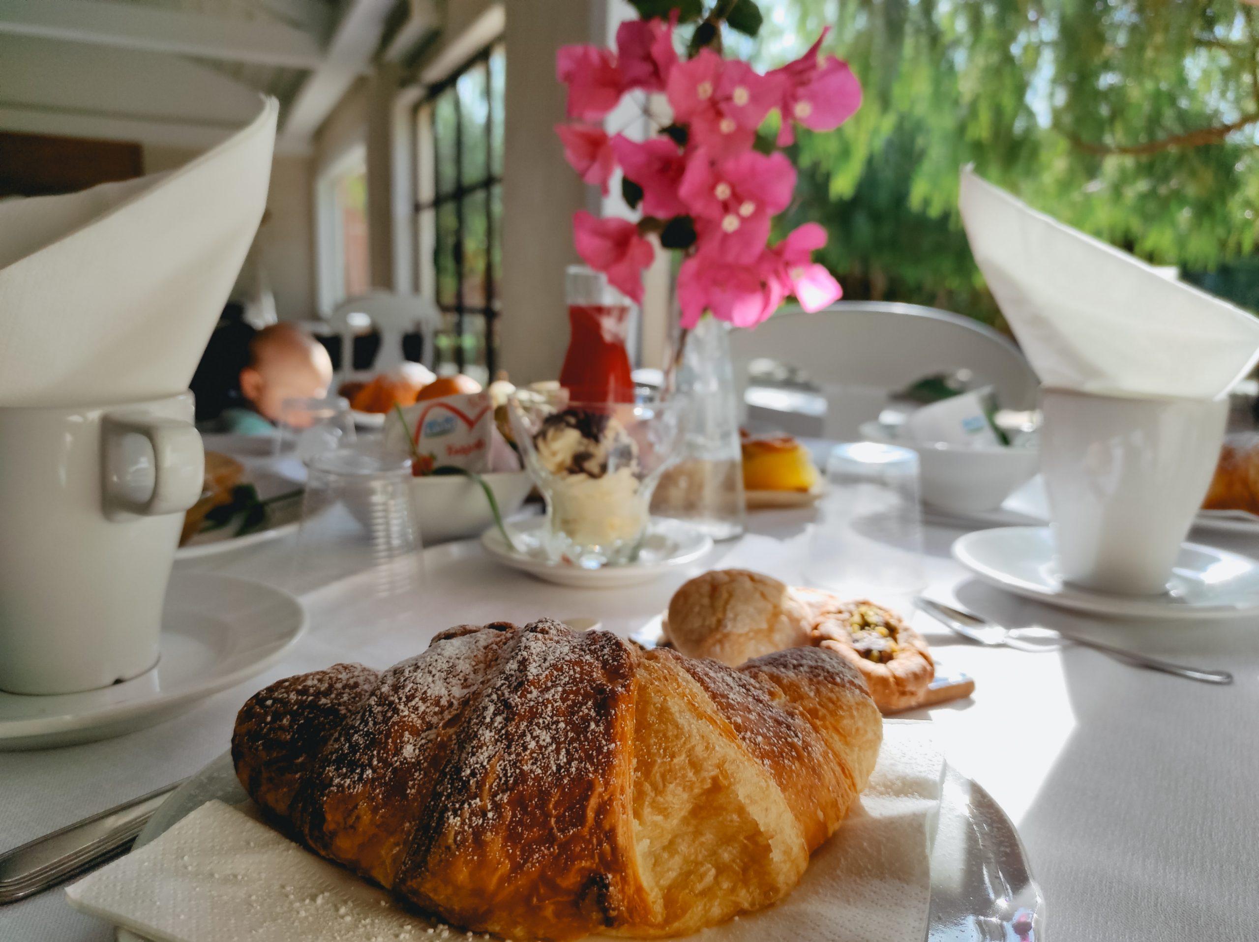 colazione in agriturismo