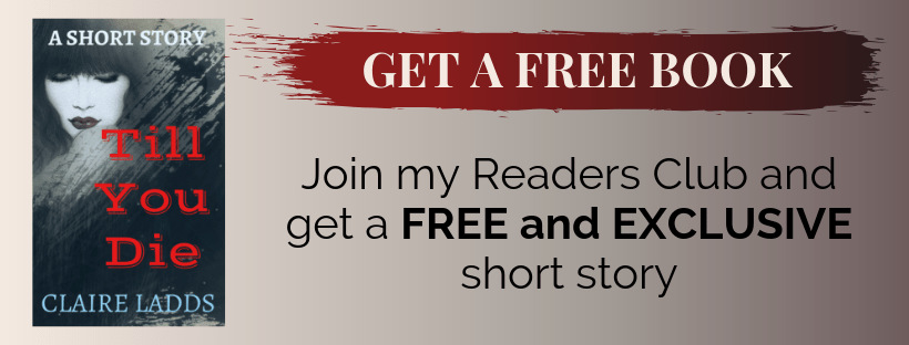 Join my readers club and get a an exclusive, free short story.