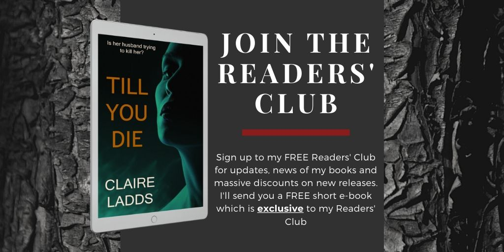 Join my readers' club
