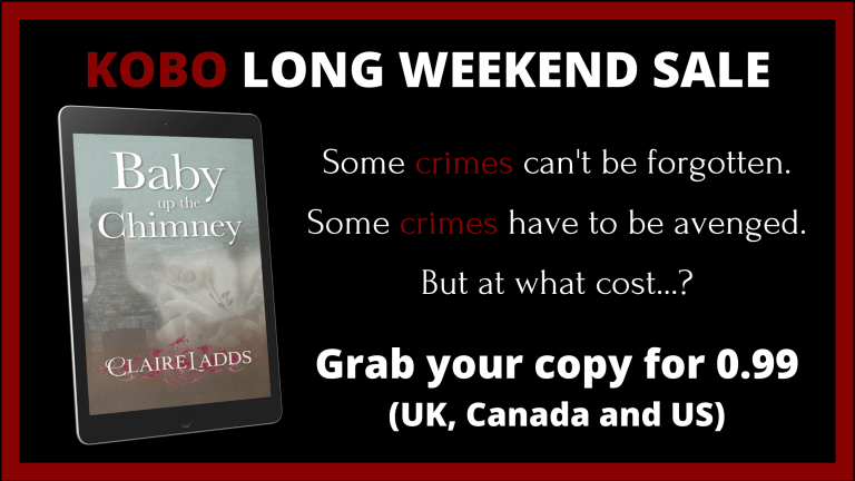 Kobo readers grab Baby up the Chimney for 0.99
