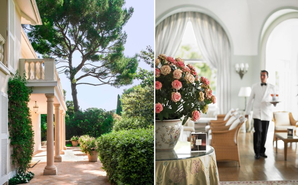 The Best Wedding Venues in the South of France, Hotel du Cap Eden Rock Wedding
