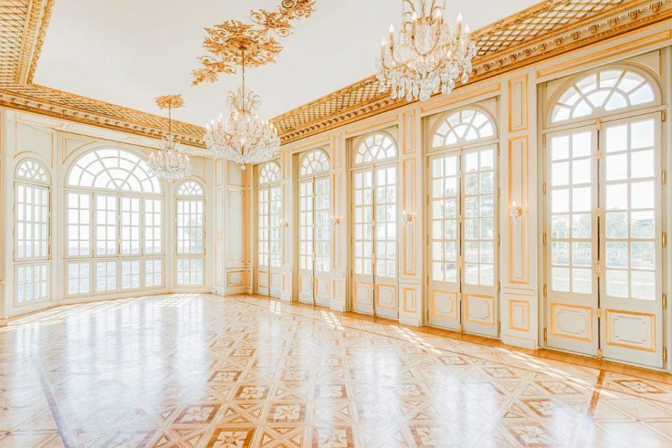Chateau Saint George wedding venue in France