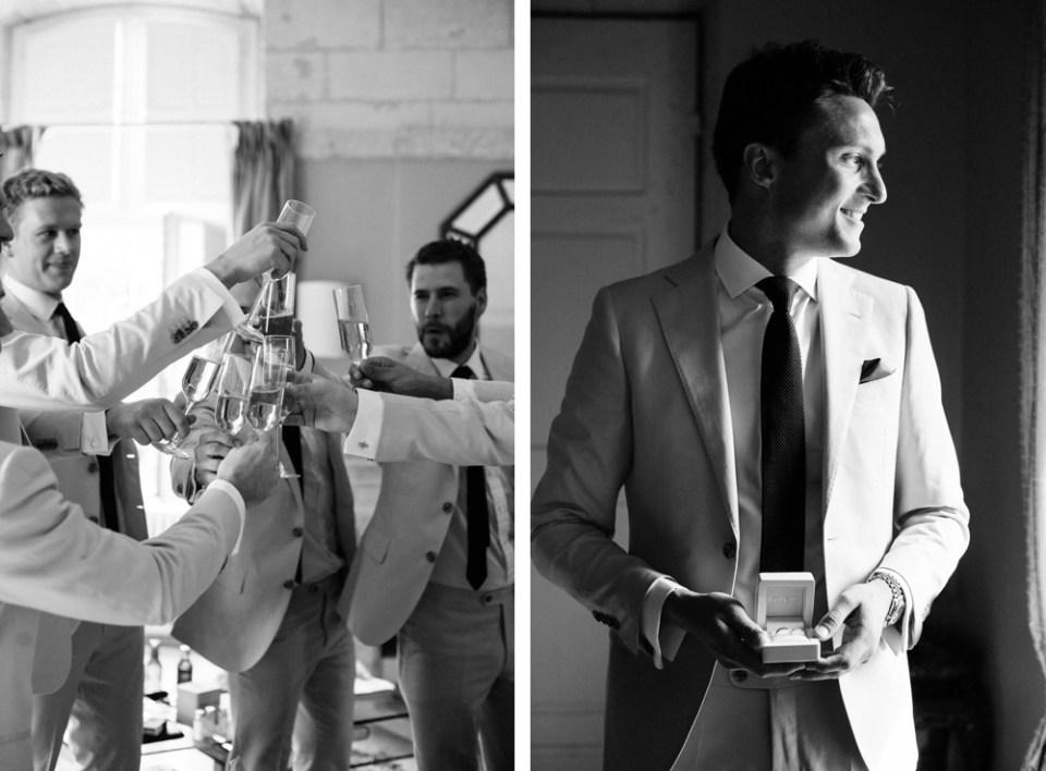 The Chateau Provence Wedding Photographer