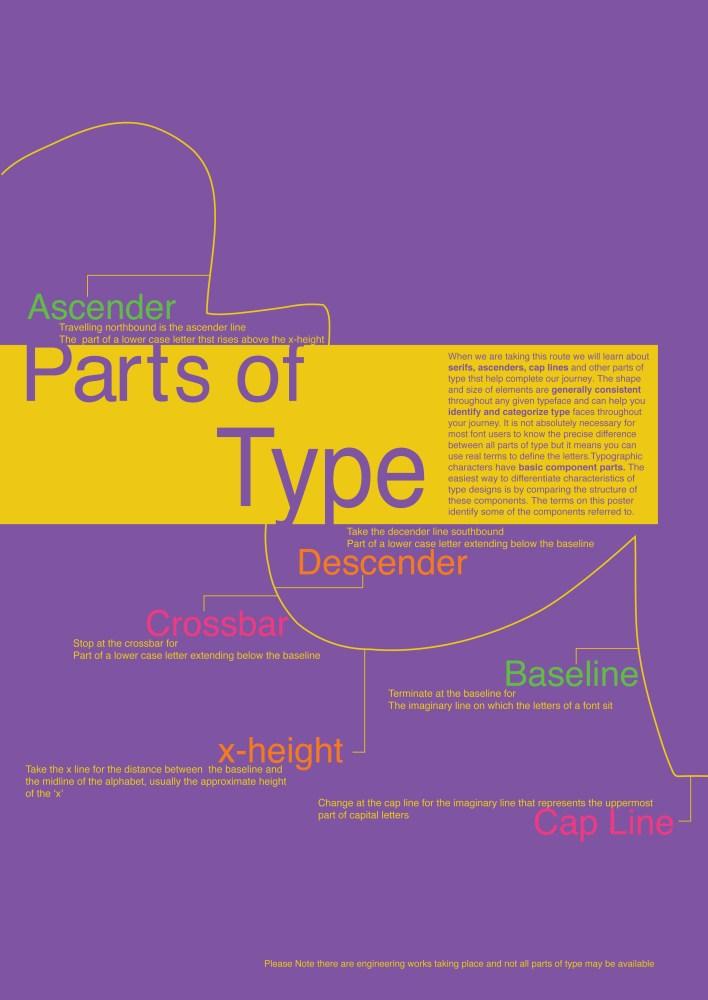Typographic Posters (2/3)