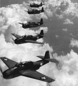 Le vol 19 s'est volatilisé en 1945