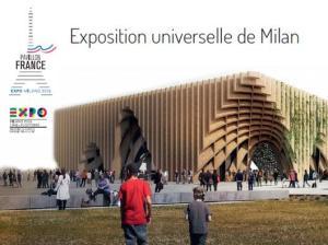 Le pavillon français: un modèle d'inventivité