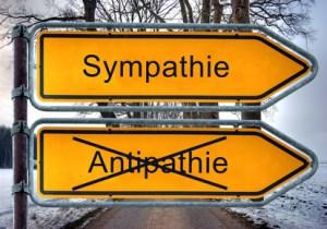 Strassenschild 5 - Sympathie